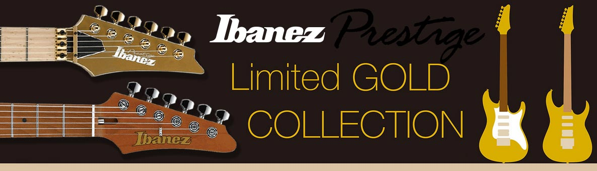Ibanez Gold Collection