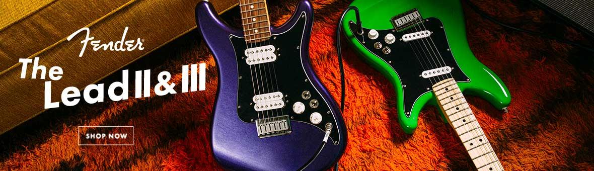 Fender Lead II and Lead III