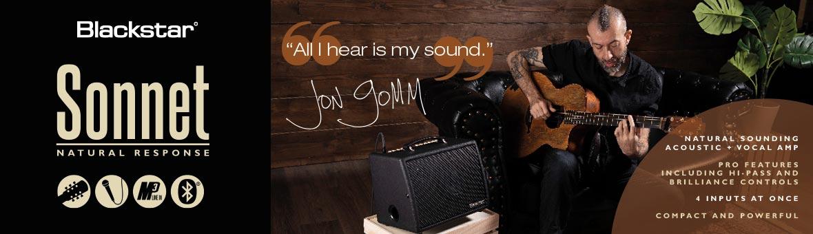 Blackstar Sonner Jon Gomm