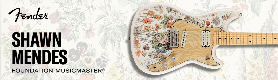 Fender Shawn Mendes MusicMaster