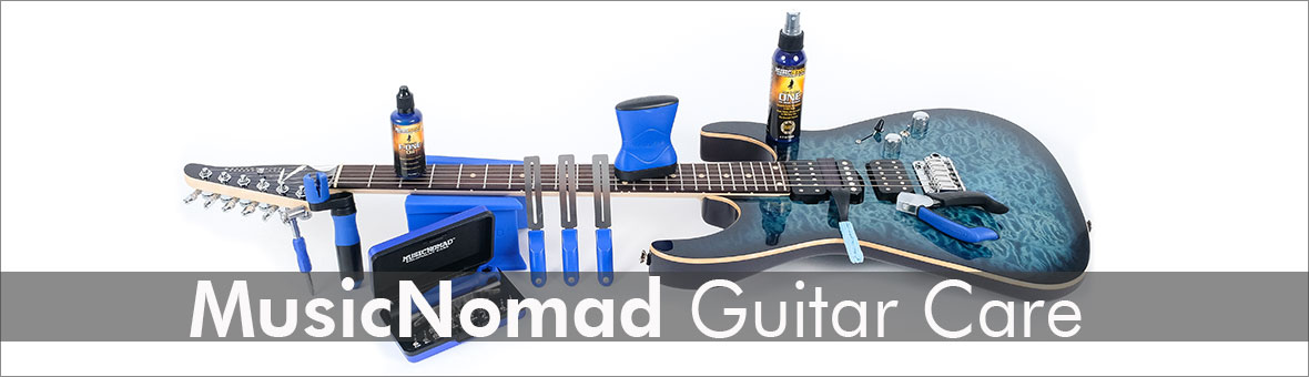 MusicNomad Guitar Care Products