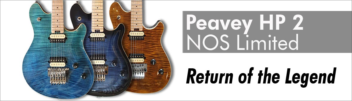 Peavey HP 2 NOS Limited Edition Guitars