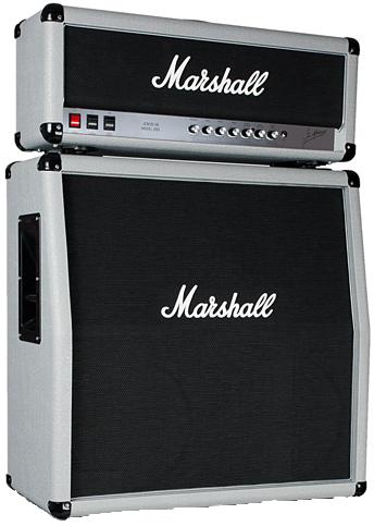 Marshall 2555x Silver Jubilee Half Stack Uk Guitar Co Uk