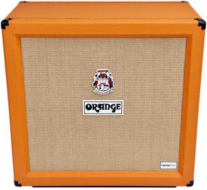 Orange Crush Pro 412 Compact Speaker Cabinet